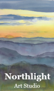 Northlight Art Studio Watercolor Art VA